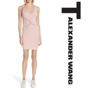 T by Alexander Wang Knotted Dress